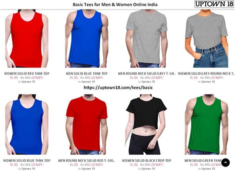 3 Types Of Casual Tees Which Every Men And Women Should