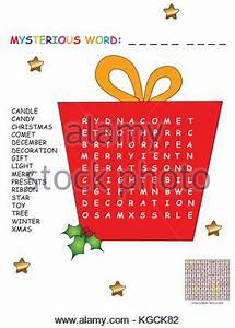 Spiele Für Weihnachten : spiel f r kinder weihnachten kreuzwortr tsel stockfoto bild 165006366 alamy ~ Frokenaadalensverden.com Haus und Dekorationen