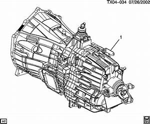 12585723 - Gm Transmission  Manual  6