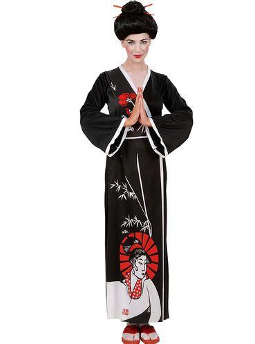 Disfraz de geisha para mujer Entrega 24h Funidelia