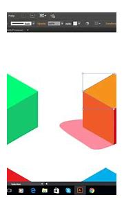 3D Cubes Design In Adobe Illustrator CC - YouTube