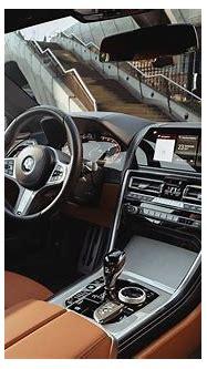 BMW 8 series interior CGI on Behance