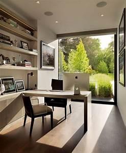 25 Spettacolari Idee Di Arredo Ufficio A Casa Con Vista