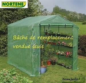 Bache Serre De Jardin : b che film remplacement serre souple nort ne 5 m2 ~ Dailycaller-alerts.com Idées de Décoration