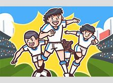 Captain Tsubasa and the Rise of Japanese Soccer