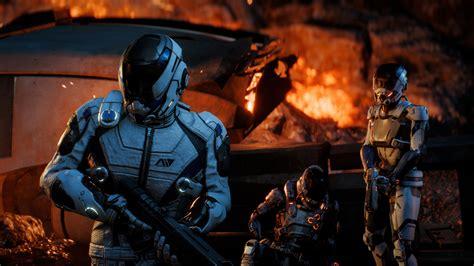 Mass Effect Andromeda 2017 4k, Hd Games, 4k Wallpapers