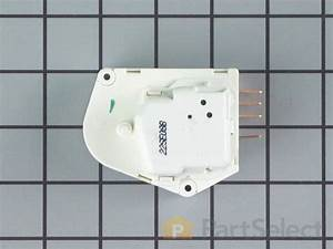Whirlpool Wp67001036 - Defrost Timer