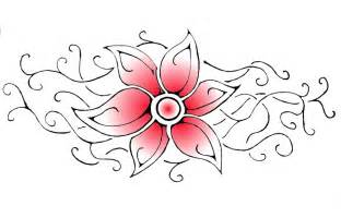 Tribal Flower Designs