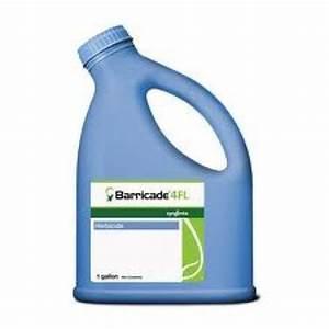 Barricade 4fl Herbicide  Prodiamine   1 Gallon