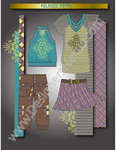 Forecast Sample Free Templates Fashion Design Portfolio Layout Mood