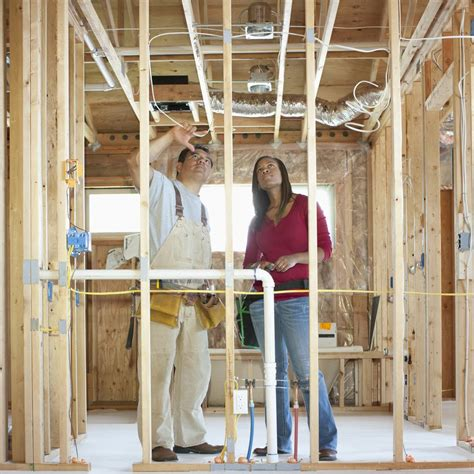 How Run Electrical Wire Open Walls