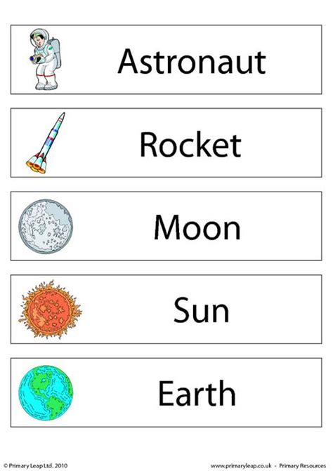 space worksheets for preschool worksheets for all