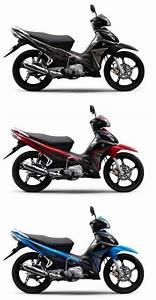 Yamaha Vega Force 115 Specifications