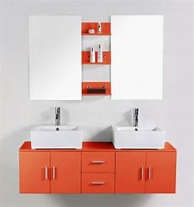 Meuble Salle De Bain Promo Destockage : meuble de salle de bain des exemples beaux joueurs ~ Teatrodelosmanantiales.com Idées de Décoration