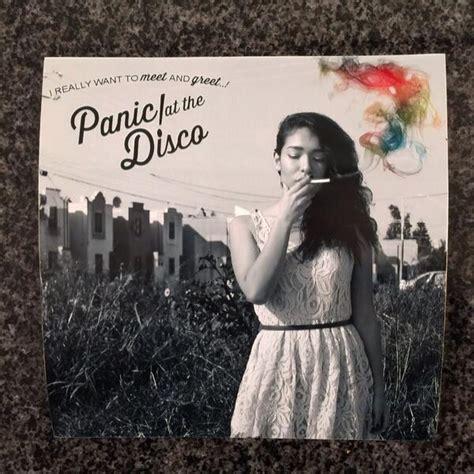 Best Panic At The Disco Album Panic At The Disco On Quot Alternate Album Cover