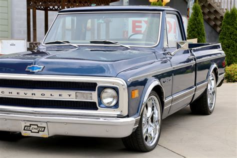 1969 Chevrolet C10  Classic Cars & Muscle Cars For Sale