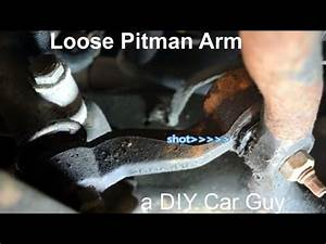 How To Spot A Loose Pitman  U0026 Idler Arm - Chevy 2500