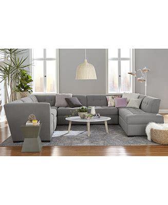 Macys Furniture Boca by Furniture Roxanne Ii Performance Fabric Modular Furniture