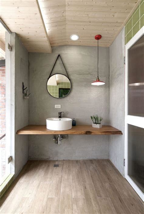 Decorating Ideas Rustic Modern by 38 Best Modern Rustic Bathroom Design And Decorating Ideas