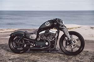 Bobber Harley Davidson : the slob pil s harley davidson 1200 throttle roll ~ Medecine-chirurgie-esthetiques.com Avis de Voitures