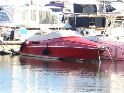 Piero ferrari may come from a car background, but he also has a passion for boats. RIVA FERRARI 32 - St. Thomas Yachts