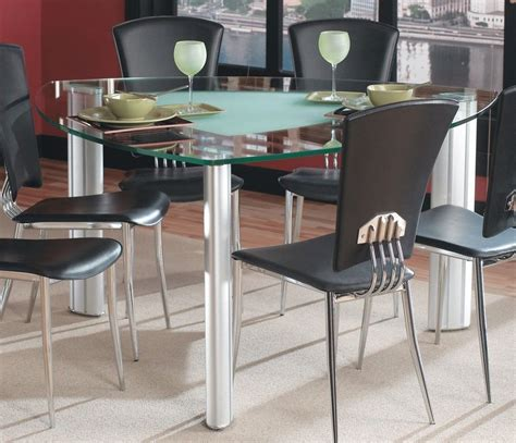 triangle shaped dining room table  quality furniture