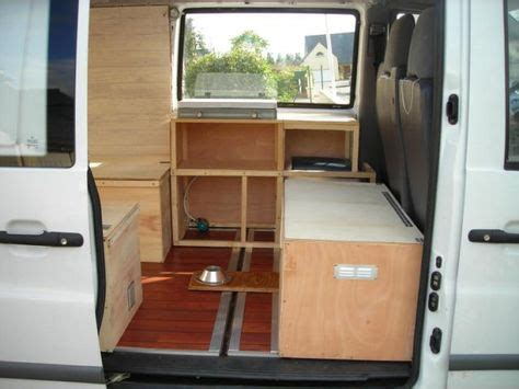 amenagement camion on cers ford transit