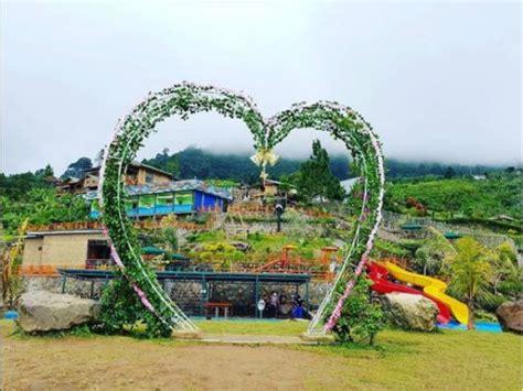 villa khayangan sukamakmur jonggol wisata alam indah  bogor