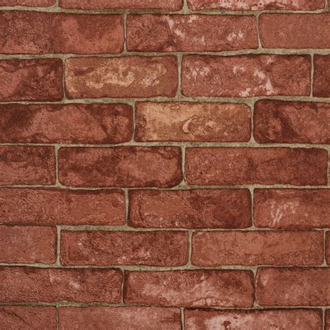 rustic brick walls red rustic brick wallpaper sale
