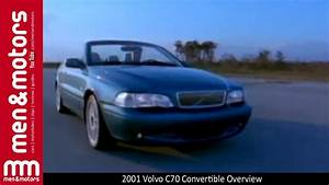 2001 Volvo C70 Convertible Overview
