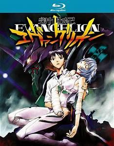 Neon Genesis Evangelion Blu Ray