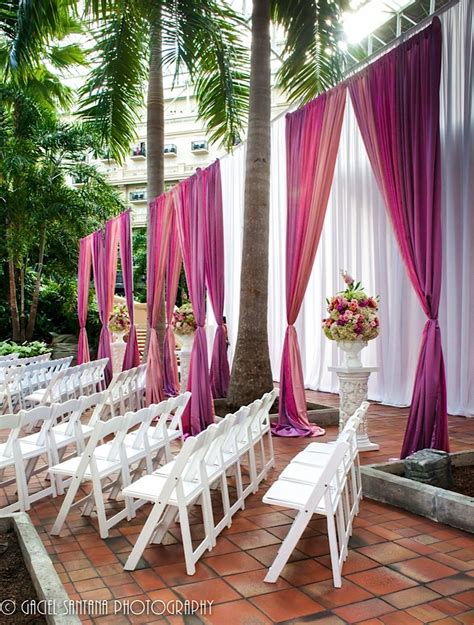 Wedding Pipe And Drape - pipe and drape to hide those quot not so pretty quot areas