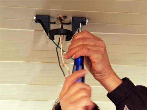 How Hang Outdoor Ceiling Fan Tos Diy