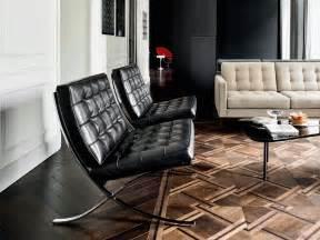 sofa leipzig knoll international barcelona sessel relax leder venezia natur ludwig mies der rohe