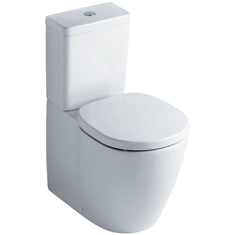 wc ideal standard ideal standard concept cube coupled back to wall wc pan