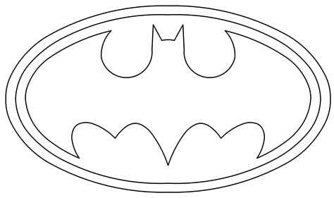 Superhero Logos Coloring Pages To Print Free Coloring Books