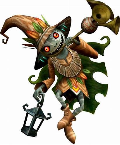 Skull Kid Zelda Tp Render Gamepedia