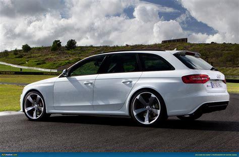 Audi Rs4 by Ausmotive 187 2013 Audi Rs4 Avant Australian Pricing