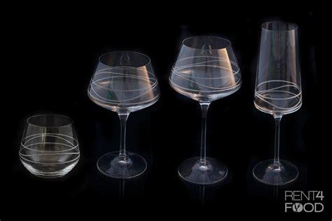 Noleggio Bicchieri by Noleggio Bicchieri Linea Infinito Rent4food