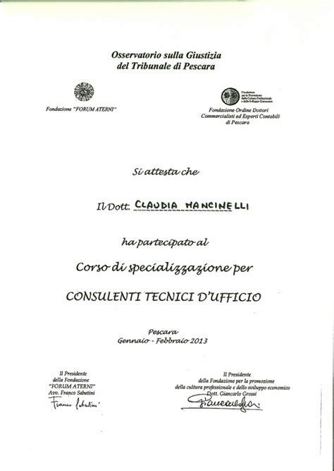 Consulenti Tecnici D Ufficio by Ing Mancinelli