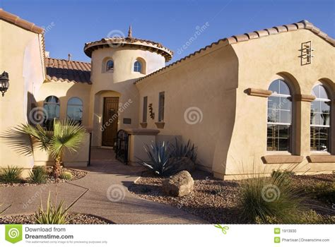 southwestern houses southwestern homes southwestern style modern home stock photo image 1913930 dream home