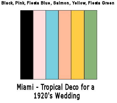 gatsby colors great gatsby 1920 s wedding color schemes diy weddings