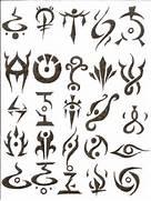 symbol tattoos by icemo on DeviantArt  Ancient Symbols Of Love
