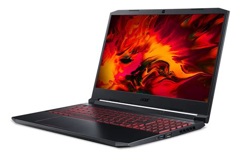 acer nitro amd ryzen gpu intel notebookcheck
