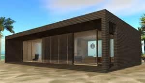 maison loft en bois maison loft cube de paysage en paysage
