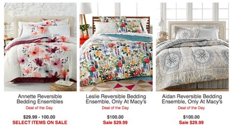 Macy's~ 8-piece Bedding Sets Only .99 Shipped (reg 0