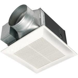panasonic bathroom exhaust fans home depot panasonic whisperceiling 150 cfm ceiling exhaust bath fan