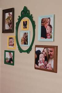 1000 images about picture frames wall letters on With frame with letter inside