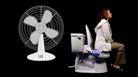 Bathroom Extractor Fan Smells Smart Toilet Seat Has Built In Fan To Eliminate Bad Odours
