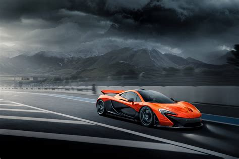 Mso Reveals First Mclaren P1 With Exposed Carbon Fibre